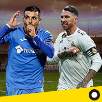 La Liga: Getafe - Real Madrid