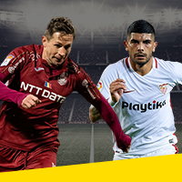 Europa League: CFR Cluj - Sevilla